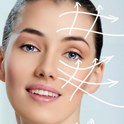 Hidratarea pielii și reducerea ridurilor într-un tratament